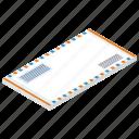 letter, file, envelope, mail document, message