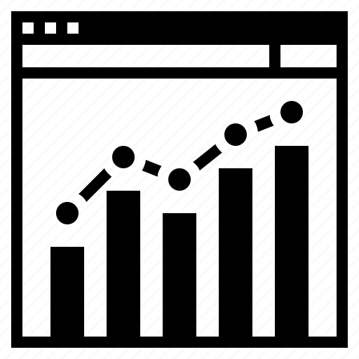 business, business trends, graph, internet trends, line graph, online trends, trends icon