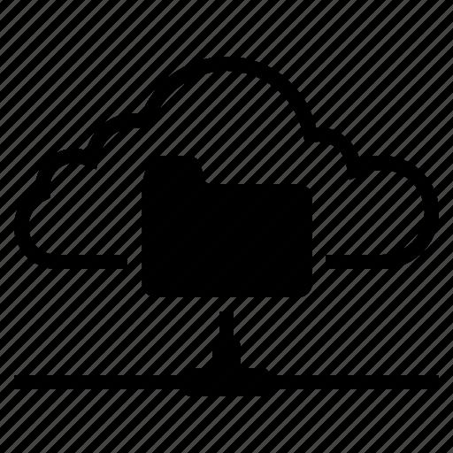 Cloud file server, cloud file sharing, cloud storage, document sharing, file server, file sharing icon - Download on Iconfinder