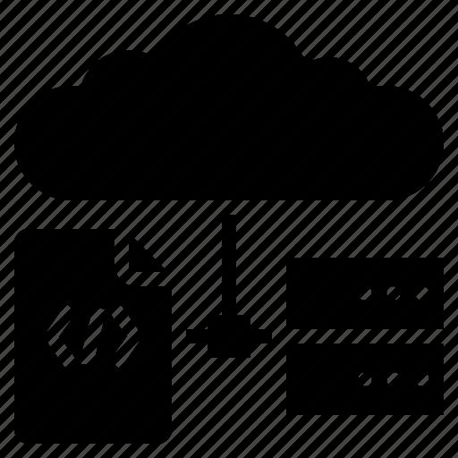 Cloud computing, software programming, web development, web programming, web server icon - Download on Iconfinder