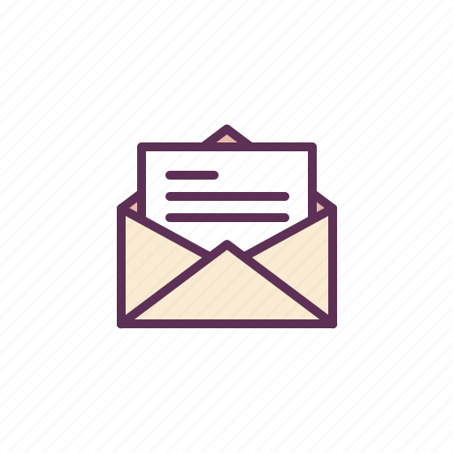 email marketing, envelope, inbox, mail, marketing, open icon