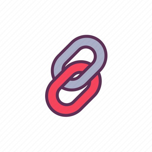 backlinks, chain, hyperlink, marketing, optimization, search engine, seo icon