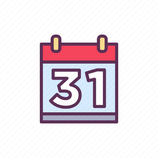 calendar, date, events, month, term, year icon