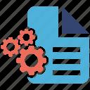 content, profreading, seo services, social media, web designer icon