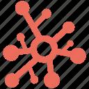 marketing, seo services, social media, viral, web designer icon