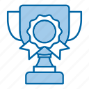 award, cup, prize, reward, tropgy icon