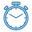 campaign, clock, money, timing icon
