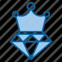 high, king, quality, seo icon