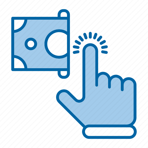 click, job, online, pay, web icon