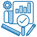 audit, marketing, seo, tools icon