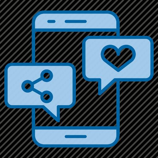 marketing, media, seo, social, web icon