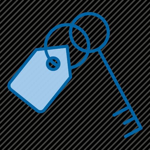 keywords, tags, web icon
