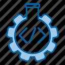 code, development, programming, testing icon