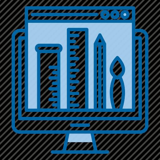 creative, design, graphics, web icon