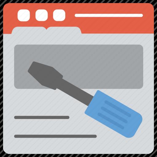 site maintenance, under construction website, under maintenance template, web page under maintenance, website under maintenance icon