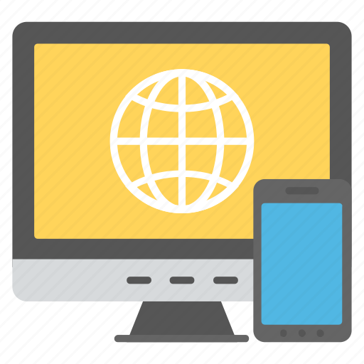 internet access, internet connected devices, internet connection, internet of things, internet service icon