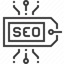 badge, label, network, search, seo, tag, title icon