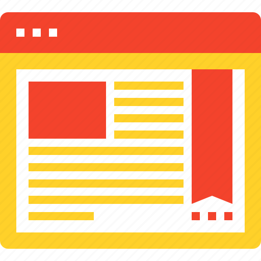 bookmark, page, quality, rank, ranking, reputation, web icon