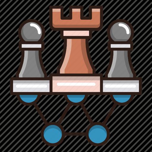internet, marketing, seo, strategy icon