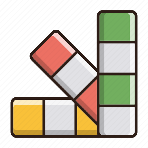 colors, palette, seo, shemes icon