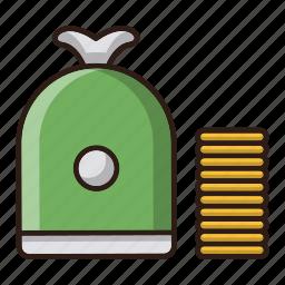 cash, income, money, seo icon