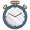 campaign, clock, seo, timer, timing icon