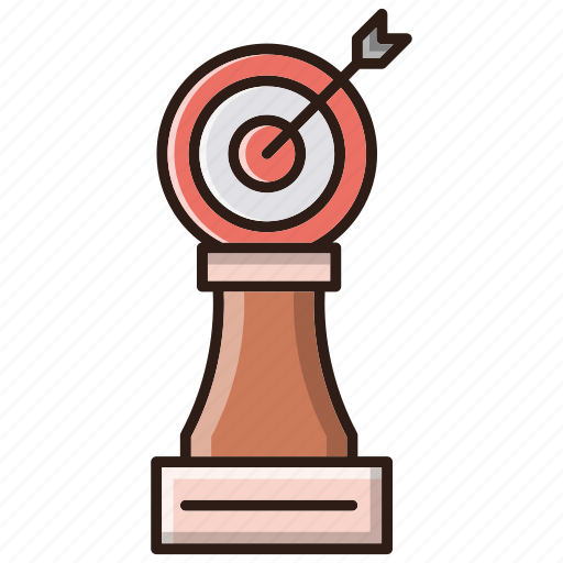 audience, focus, goal, seo, target icon