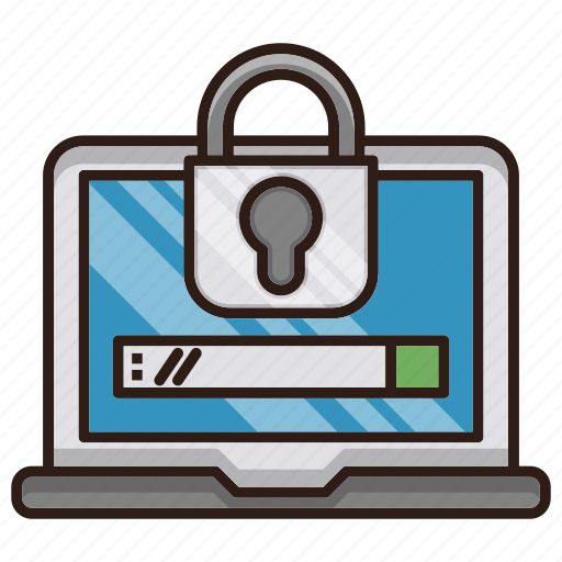 online, protection, security, seo, web icon
