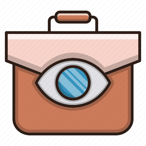 bag, briefcase, demonstration, portfolio, seo icon