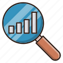 audit, chart, search, seo icon