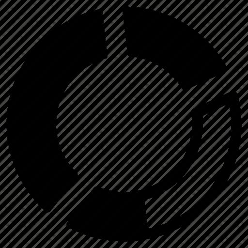 Analytics, diagram, graph, pie, pie chart, statistics icon - Download on Iconfinder