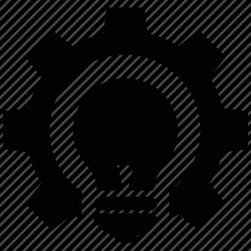 analytics, business strategy, idea, seo, web designer icon