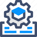 deliverable, object setting, product icon