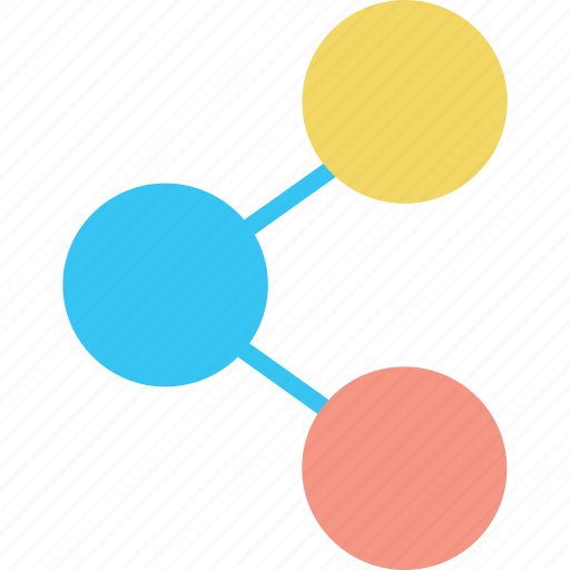 business, connection, network, seo icon