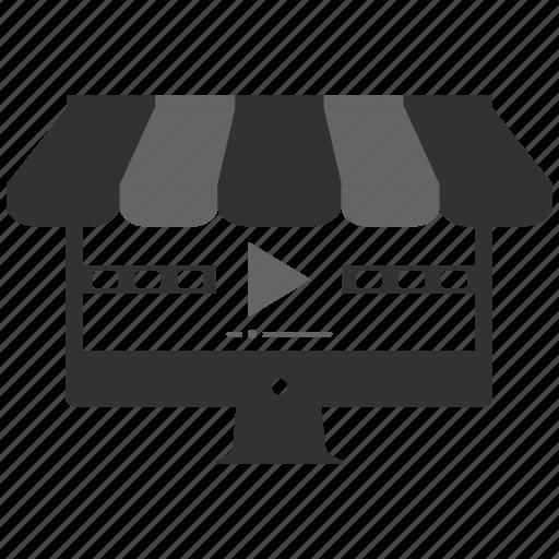 mobile marketing, seo, seo pack, seo services, store, video, web design icon