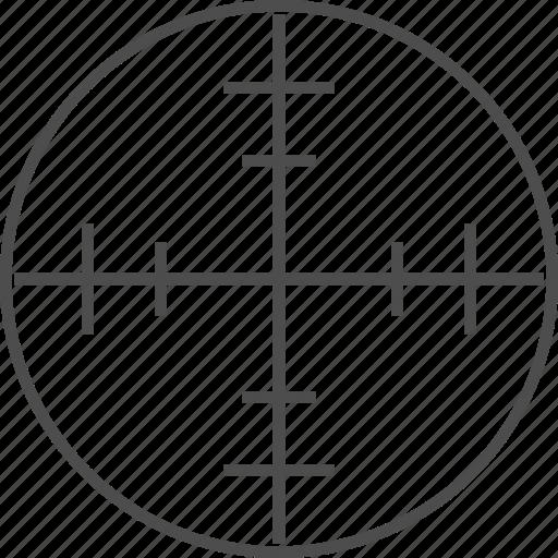 Aim, focus, target icon - Download on Iconfinder
