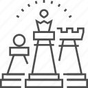 chess, internet, marketing, strategy icon