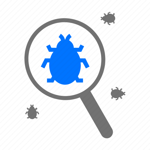 Bug, bugs, find, research, search, searching icon - Download on Iconfinder