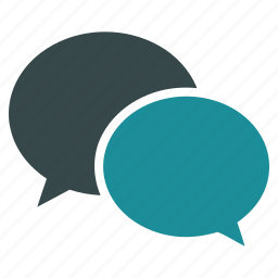 chat, comment, communication, connection, contact, forum, talk icon