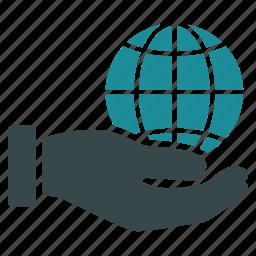 earth, global business, globe, marketing, seo, web, world icon
