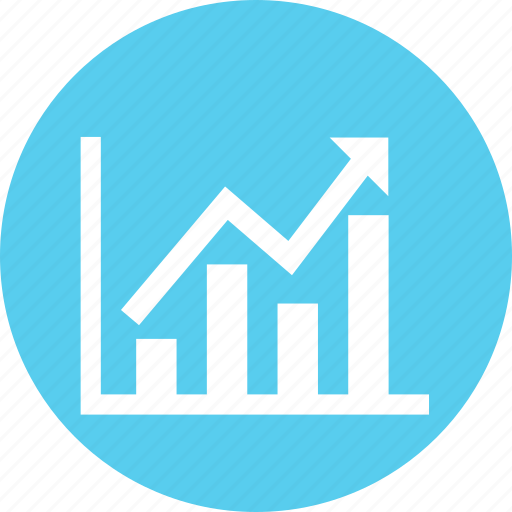 Analytics, business, chart, growth, line icon - Download on Iconfinder