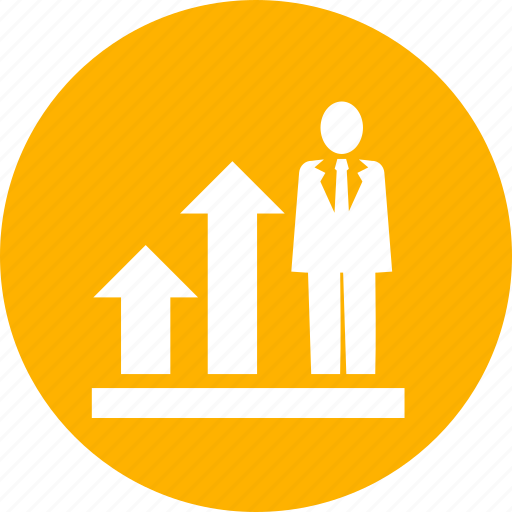 Business, chart, effective, people, strategies, success icon - Download on Iconfinder