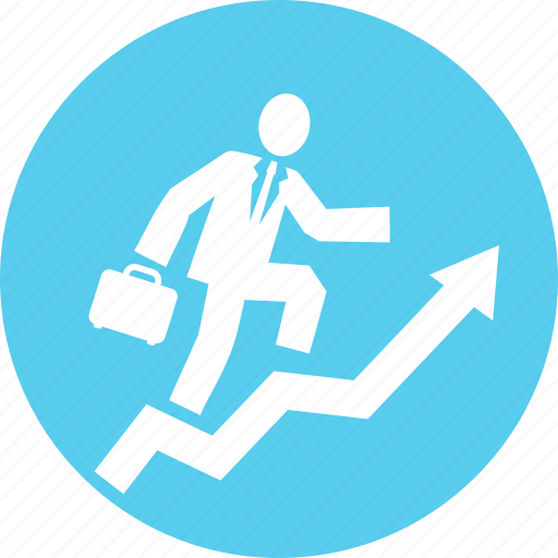 business, finance, growth, interest, line, planning, sucess icon