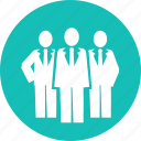business, community, networking, people, social media, team, teamwork icon