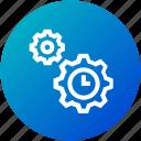 cogs, gears, optimization, seo, time