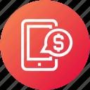 marketing, message, mobile, money, phone, seo, transaction