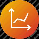 chart, data, graph, seo, statistic