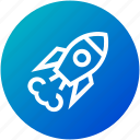 launch, seo, missile, space, rocket, startup