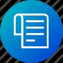 list, document, marketing, paper, seo