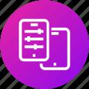 adjustment, mobiles, preference, seo, settings, smartphones icon